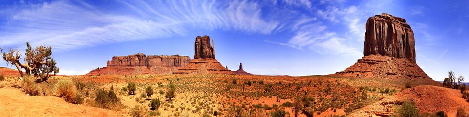 Monument Valley Fototapete