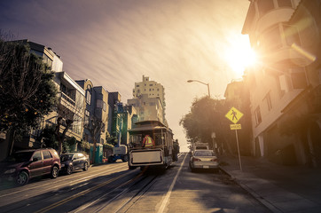 Poster San Francisco San Francisco