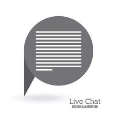 Live Chat design