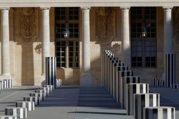 Colonnes du Palais Royal
