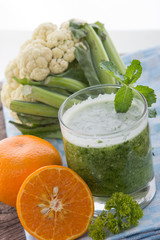 Cauliflower Juice