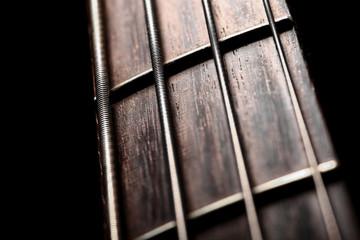 Bass fret board