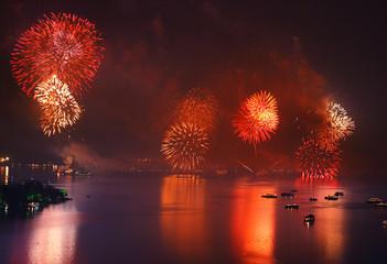 중국의 불꽃축제