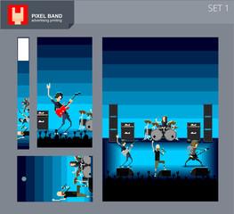 Pixel band 1