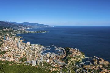Fototapete - Monaco Monte Carlo