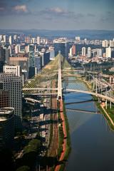Ponte Estaiada - São Paulo - Brazil