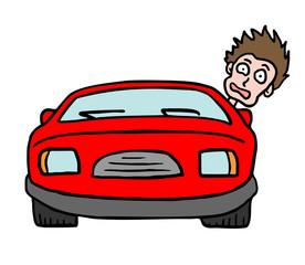 Fun drive car