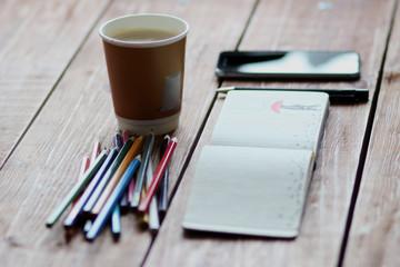 Moleskine, Notepad