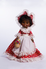 Beautiful collectible doll