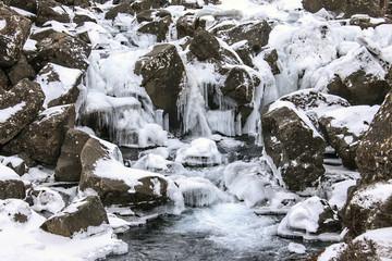 Islanda, acqua e ghiaccio