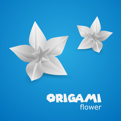 origami paper flower