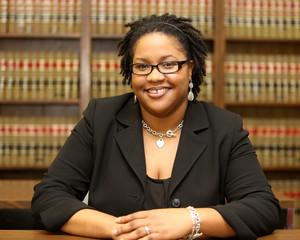 Portrait African American Female Professional
