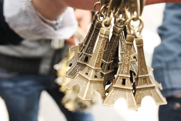 key chains france