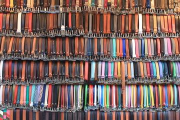 cintura cinghia  per calzoni artigianato