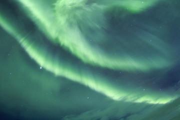 Islanda: doppia aurora boreale
