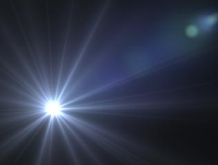 Stella luce astro spazio sole illuminare