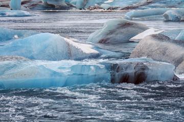 Islanda: iceberg azzurri
