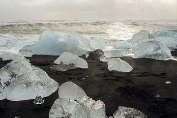 Islanda: mare e iceberg