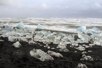 Islanda: iceberg e freddo