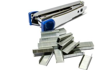 Staples and stapler