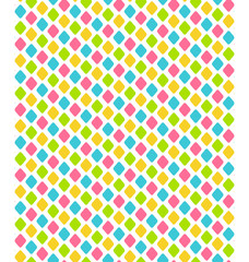 Seamless bright fun abstract pattern