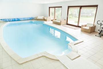Home swimming pool