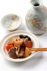 日本の煮物