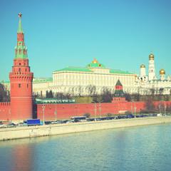 Wall Mural - Moscow Kremlin