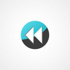 Media player web icon