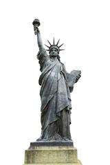statue liberté détourée
