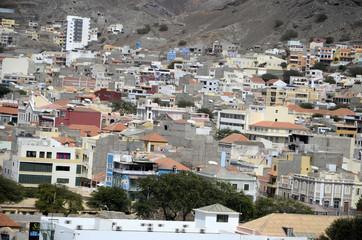 Sao Vicente : Hauteurs de Mindelo