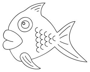 Happy holiday - April nice fish