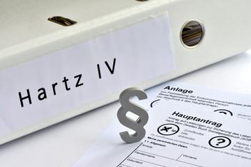 Hartz IV, Paragraph, Grundsicherung, SGB, Sozialrecht