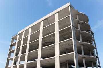 Multi-storey building construction