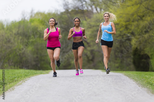 images of girls jogging № 13185
