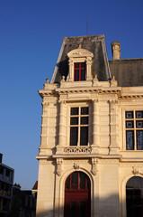 Détail de l'Hôtel de ville de Poitiers