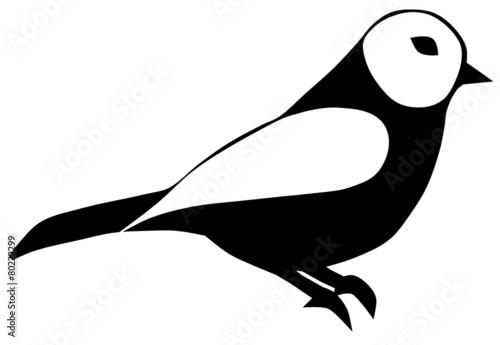 vogel schwarz wei stockfotos und lizenzfreie vektoren auf bild 80222299. Black Bedroom Furniture Sets. Home Design Ideas