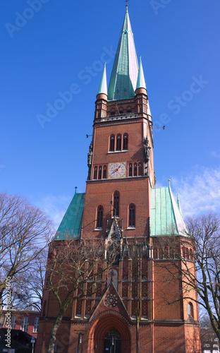 St Johannis Kirche Hamburg