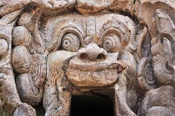 Hindu temple Goa Gajah, Ubud, Bali, Indonesia