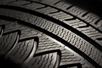 Car Tire Pattern