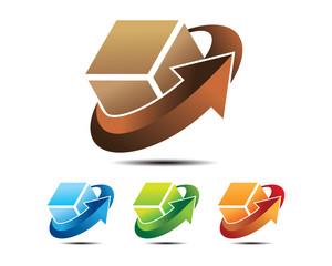 Cargo Business Logo