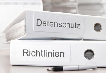 Datenschutz Richtlinien