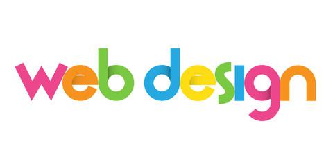 """WEB DESIGN"" icon (graphics internet website webpage)"