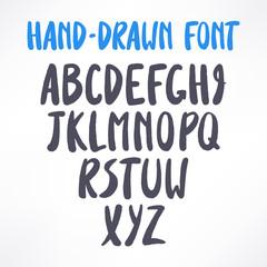 cute funny font - 2