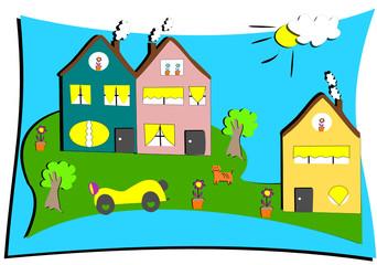 photos illustrations et vid os de dessin d 39 enfant. Black Bedroom Furniture Sets. Home Design Ideas