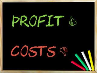 Costs versus Profit