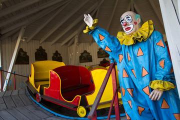 Spooky Clown