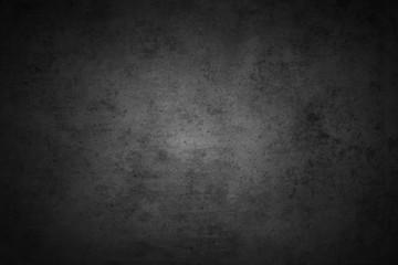 Grey wall, dark edges