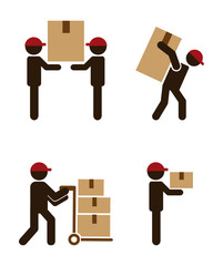delivery concept