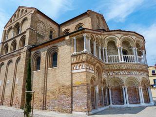 Venise Murano San Donato Eglise Chiesa dei Santi Maria Sainte Marie